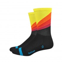 Defeet aireator high top chaussettes de cyclisme Shades