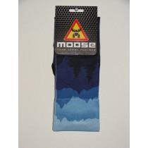 Moose chaussettes de cyclisme discover