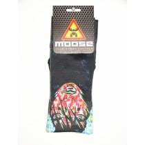 Moose chaussettes de cyclisme doll