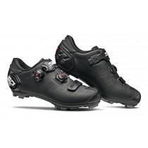 Sidi dragon 5 mega srs chaussures de vtt noir mat