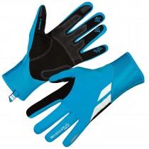 Endura pro sl windproof gants de cyclisme hi-viz bleu