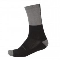 Endura BaaBaa Merino Winter Sock  - Black