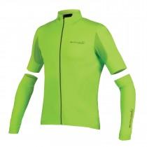 ENDURA Pro SL Classic Jersey Hi-Viz Green