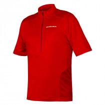 Endura Hummvee S/S Jersey - Red
