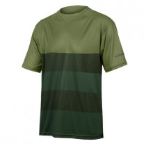 Endura Singletrack Core T - Olive Green