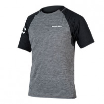 Endura Singletrack S/S Jersey - Pewter Grey