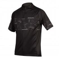 Endura hummvee ray maillot de cyclisme manches courtes noir