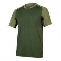 Endura Gv500 Foyle T - Olive Green
