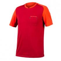 Endura Gv500 Foyle T - Rust Red