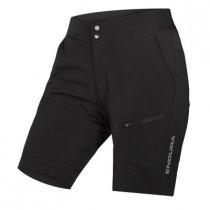 Endura Women'S Hummvee Lite Short With Liner - Black