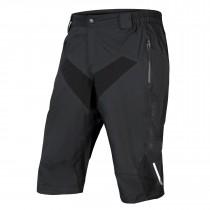 Endura mt500 waterproof cuissard de cyclisme court noir