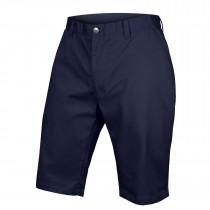 Endura hummvee chino cuissard de cyclisme courtes navy blue (avec liner)