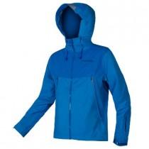 Endura mt500 waterproof veste de cyclisme azure bleu