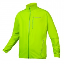 Endura hummvee lite veste de cyclisme hi-viz jaune