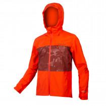 Endura SingleTrack Jacket II - Paprika