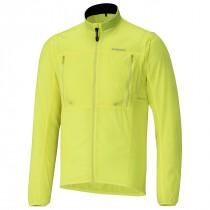 Shimano hybrid veste coupe-vent jaune