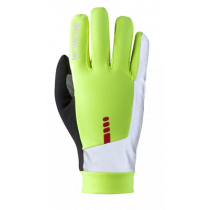 Raceviz elite gants de cyclisme fluo jaune