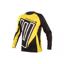 ENDURA MT500 LS Jersey Yellow