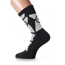ASSOS Equipe G1 Sock Black