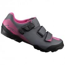 Shimano Trail ME300 chaussures vtt femme noir magenta