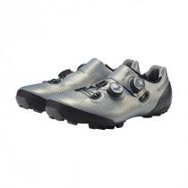 Shimano S-PHYRE XC901 chaussures de cyclisme MTB Argent