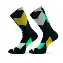 Assos Fastlane Rock Socks Booster