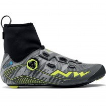 Northwave flash arctic GTX chaussures route reflective fluo jaune