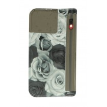 Pocpac 3X smartphone hoes flowers