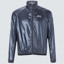Oakley packable 2.0 veste de cyclisme blackout noir