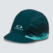 Oakley cycling painter casquette cyclist pine forest vert
