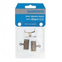 SHIMANO G03A Resin BR-M Remblokset