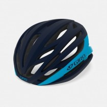 Giro syntax casque de cyclisme midnight bleu mat