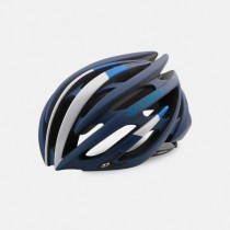 Giro aeon casque de vélo mat bleu