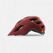 Giro fixture mips casque de vélo mat rouge foncé