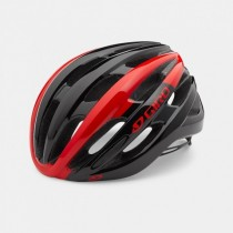 Giro foray casque de cyclisme bright rouge noir
