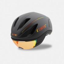 Giro vanquish mips casque de vélo gris mat firechrome
