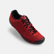 Giro empire E70 knit chaussures route rouge