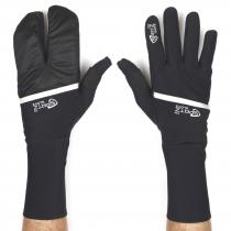 Spatzwear spatz glovz gants de cyclisme noir