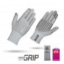 Gripgrab primavera merino gant de cyclisme gris