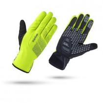 GripGrab ride hi-vis waterproof winter gants de cyclisme fluo jaune