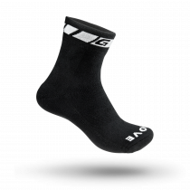 GripGrab Cycling Sock Spring Fall Black