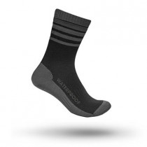 GripGrab waterproof merino thermal chaussettes de cyclisme noir