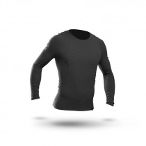 GripGrab freedom seamless thermal vêtement manches longues noir