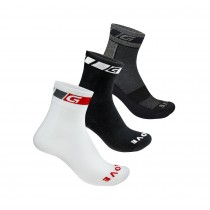 Gripgrab all season 3-pack chaussettes