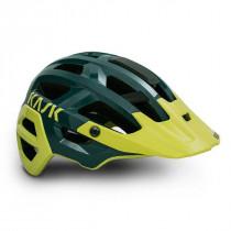 Kask Rex Fietshelm MTB Pine Green - Lime