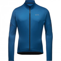 Gore C3 Thermo Jersey - Sphere Blue