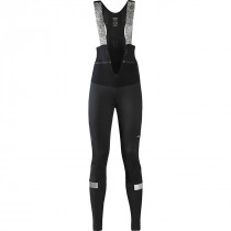 Gore Wear Ability Thermo Bib Tights+ Womens - Black