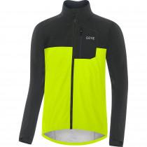 Gore Wear Spirit Jacket Mens - Neon Yellow/Black