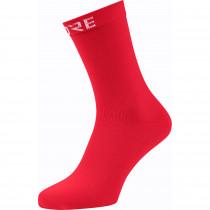 Gore Wear Cancellara Mid Socks - Red