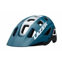 Lazer impala casque de cyclisme bleu mat